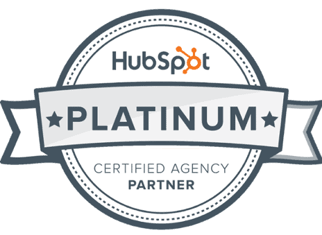 Gradient is Hubspot platinum partner