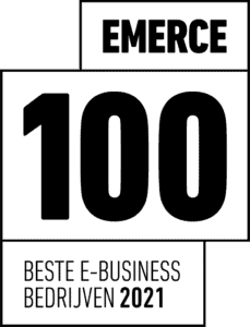 Badge Emerce 2021